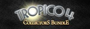 Tropico 4 Collector's Bundle sur PC (Jeu + DLC)