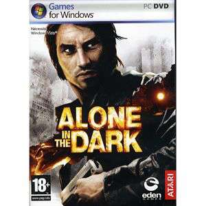 Alone In The Dark sur PC