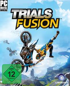 Trials Fusion sur PC (Uplay)