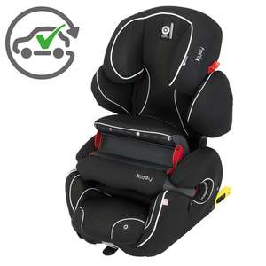 Siège-auto Kiddy Guardianfix Pro 2 Racing - Noir