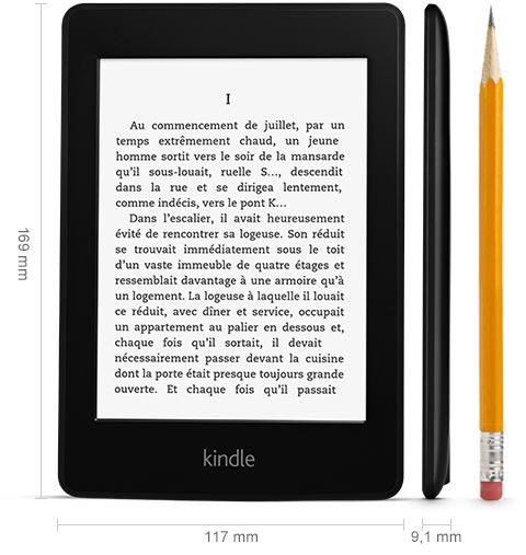 """Kindle Paperwhite 6"""" (ancienne génération) - Reconditionné"""