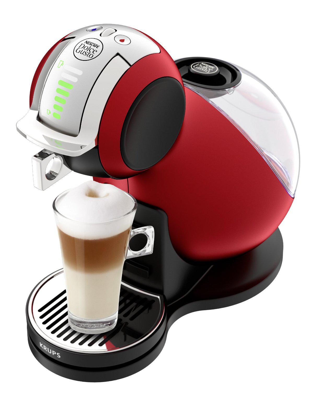 Machine à expresso Krups YY1651FD Nescafé Dolce Gusto Melody 3 automatique