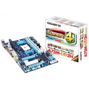 Carte mère GIGABYTE GA-A75M-UD2H Socket FM1 USB 3.0 avec code promo