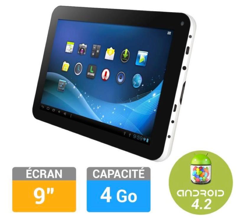 "Tablette 9"" Logicom TAB950 4Go"