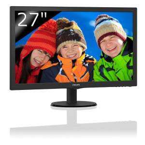 "Moniteur Philips 273V5LHAB 27"" Full HD (30€ ODR)"
