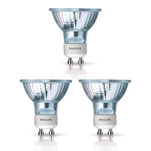 Lot de 3 Ampoules Halogène Philips Hal-Twist