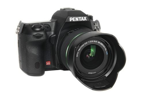 Appareil photo Reflex Pentax K-5 II + objectif 18-55 DA WR