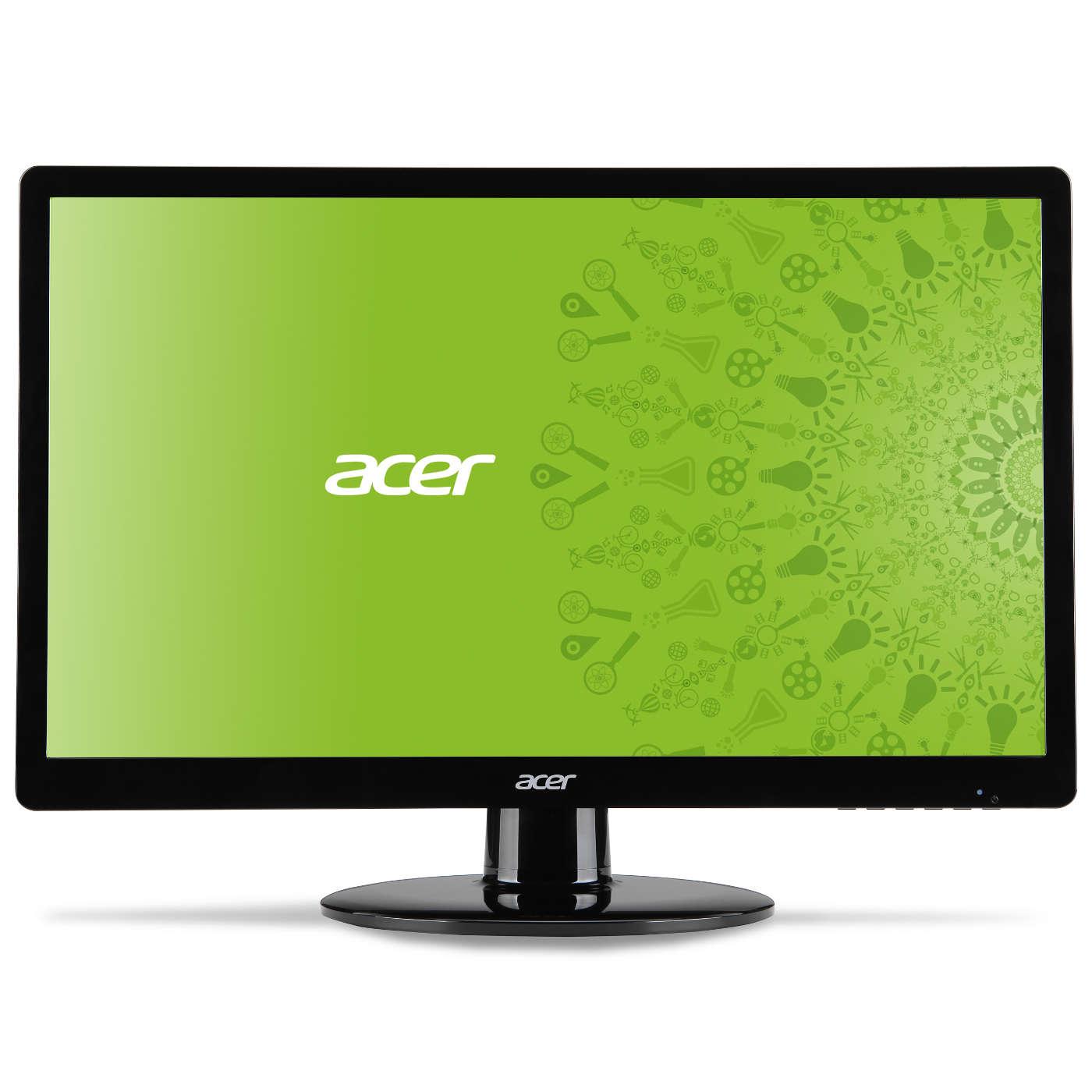 """Ecran Acer 21.5"""" LED Full HD S220HQLBBD"""