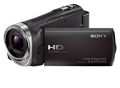 Caméscope Sony Handycam HDR-CX330EB