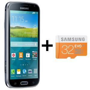 Smartphone Samsung Galaxy K Zoom + CarteSD 32Go - Noir ou Blanc (Avec ODR de 70€)