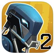 Jeu FPS EPOCH.2 gratuit sur iPad et iphone (au lieu de 4,49€)