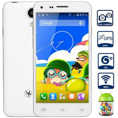 """Smartphone 4.5"""" Mpie Mini 809T (Quad Core 1.3GHz, 1Go RAM, 4Go Android 4.4)"""