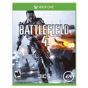 Battlefield 4 sur Xbox One