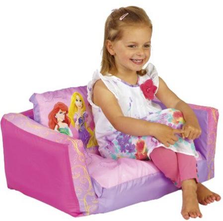 Canapé Lit Disney Princesses