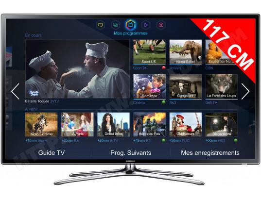 "TV LED 3D 46"" Samsung UE46F6320 3D Smart TV 200hz CMR"
