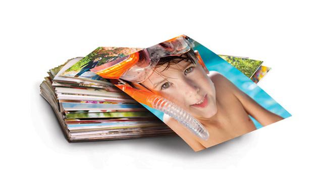 100 tirages photo 10X15cm  via snapfish (5.99€ frais de port inclus)