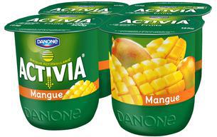 Réductions sur Yaourts Activia Exemple : Carrefour, pack de 16 yaourts Activia aux fruits au prix de