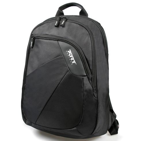 """Sac à dos pour PC Portable 15.6"""" Port Designs Meribel noir"""