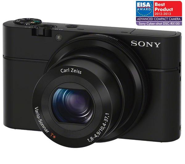 Appareil photo Sony DSC-RX100 noir