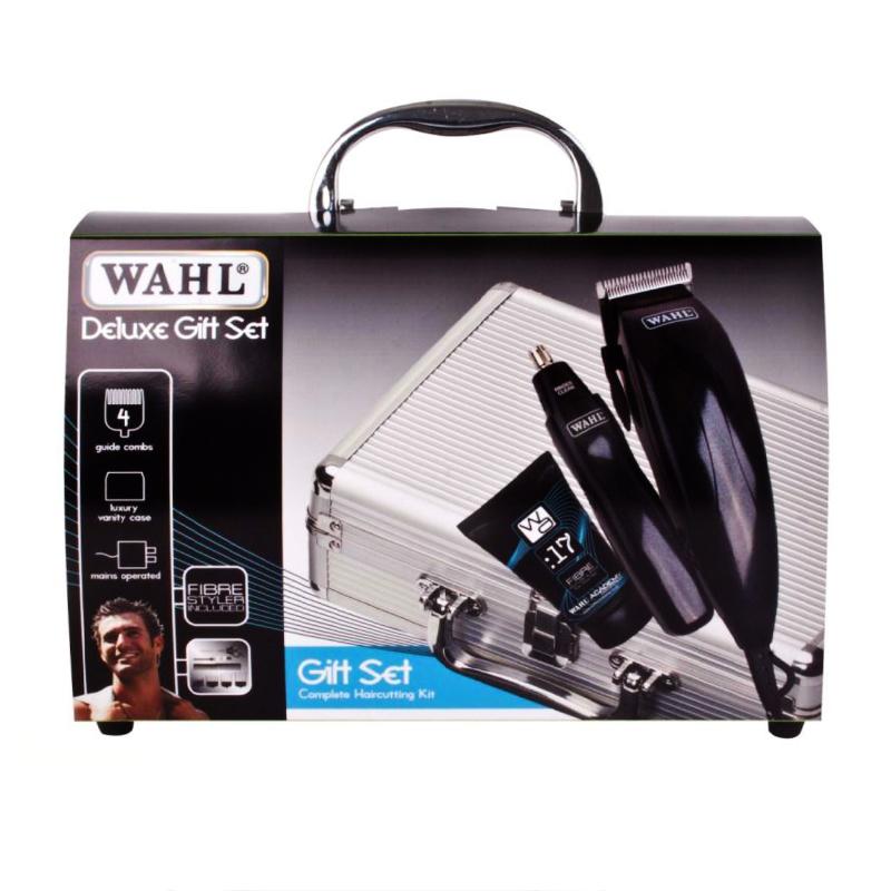 Set tondeuse électrique WAHL Deluxe Haircutting