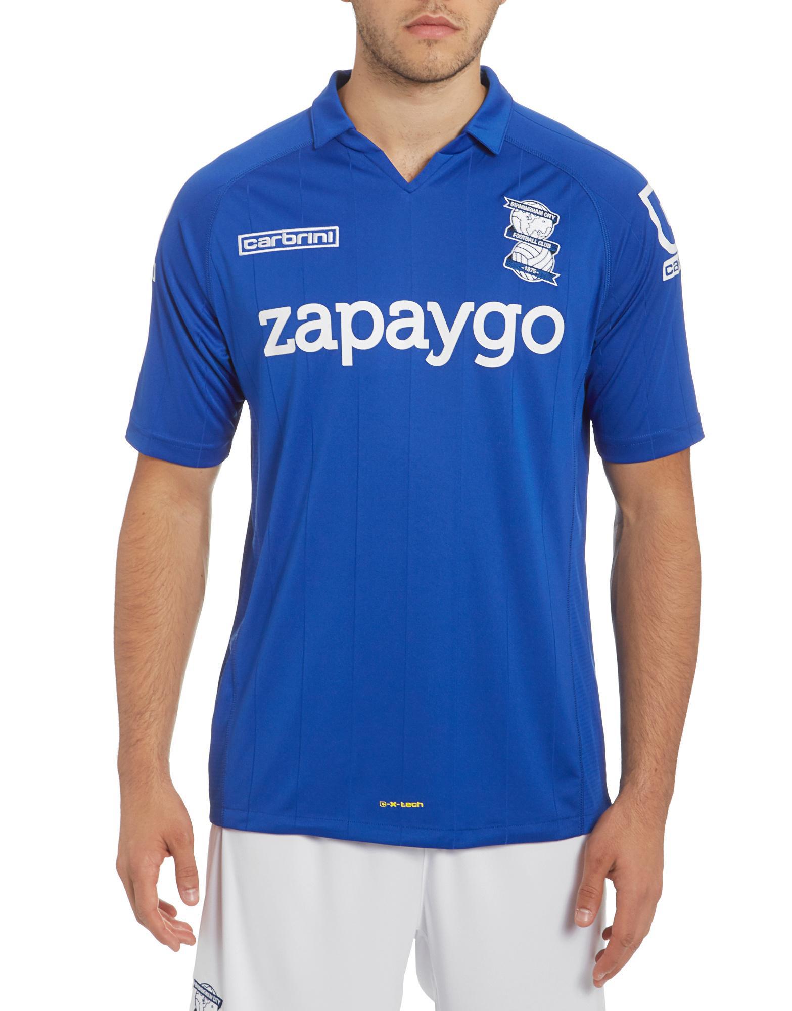 Maillot Domicile Birmingham City FC 2014-2015
