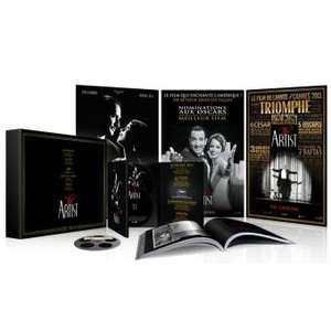Coffret collector edition limitée The Artist (Blu-Ray - DVD - CD)