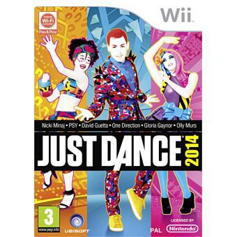 Just Dance 2014 sur Wii