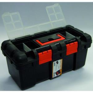 Boite à outils plastique (500x250x240mm)