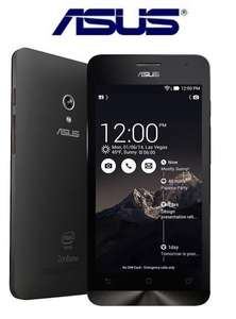 "Smartphone 5"" Dual Sim Asus ZenFone 5"