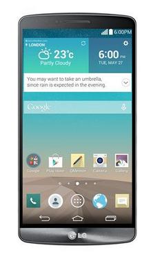 Smartphone LG G3 16 Go Noir métal