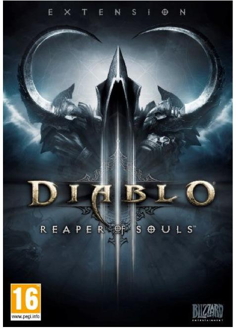 Jeu Diablo III : Reaper of Souls (Windows XP / Vista / 7 / 8, Mac OS X)