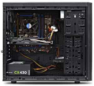 PC Gamer Viper LVLUP - i5-4590, GTX 760, 8Go RAM, 1To HDD