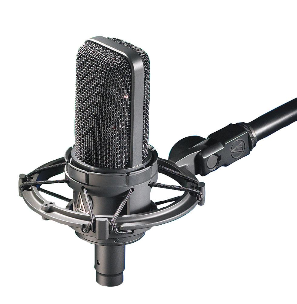 Micro Statique - large capsule Audio-Technica AT4033ASM