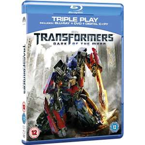 Blu-ray + DVD + Copie digitale Transformers 3 - La Face cachée de la Lune