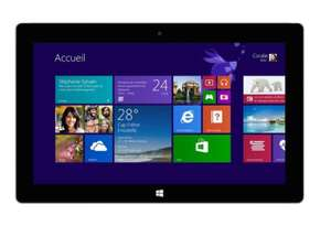 "[Adhérents] Tablette Microsoft Surface 2 - Ecran 10"", Windows RT, 32 Go (Office 2013 inclus)"