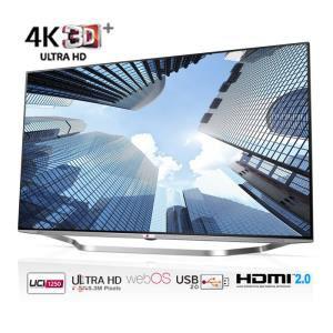 """Téléviseur 55"""" LG 55UB950 - Smart TV Ultra HD 4K - lunettes 3D incluses (avec ODR 200€)"""
