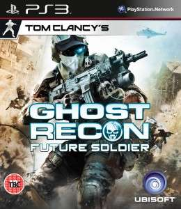 Tom Clancy Ghost Recon 4: Future Soldier PS3