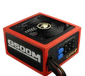 Alimentation PC Lepa G500-MB MaxGold Series - 500 Watt