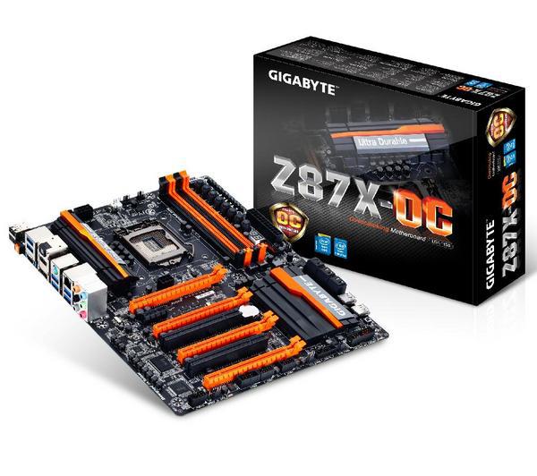Carte mère Gigabyte GA-Z87X-OC - socket LGA 1150