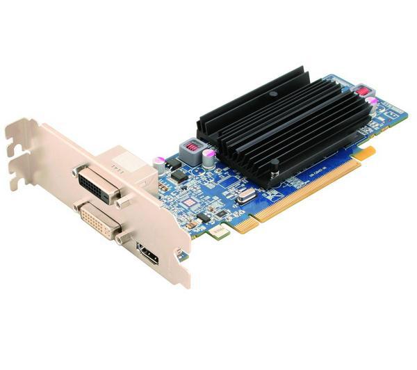 Carte graphique Sapphire Radeon HD 6450 - 1 Go DDR3