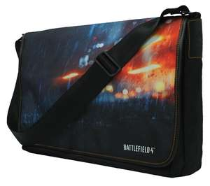 "Sacoche pour ordinateur portable 15"" - Razer Messenger Bag Battlefield 4"