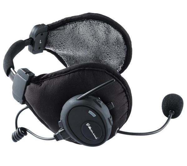 Kit audio cache-oreilles Midland BT sans fil bluetooth