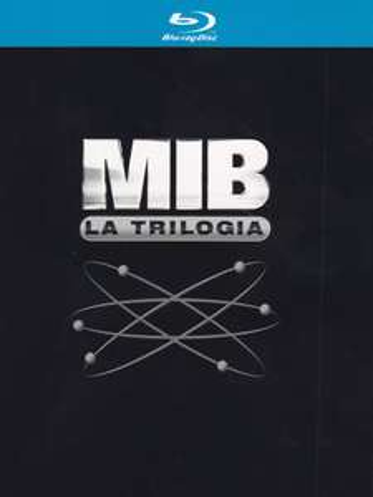 Coffret Blu-ray Trilogie Men in Black