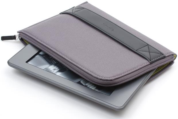 Housse à zip pour Kindle