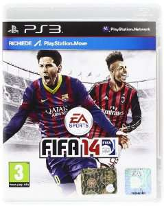 FIFA 14 sur PS3 / Xbox 360 / Wii / 3DS / PSP / PS2