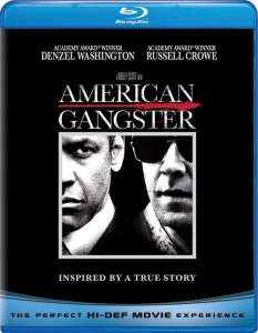Blu-ray American Gangster