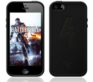 Coque de protection pour iPhone 5/5s - RAZER Battlefield 4