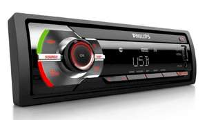Autoradio numérique Philips CE152 SD/USB/Bluetooth/iPod iPhone