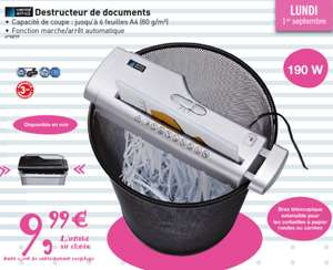 Destructeur de documents United Office