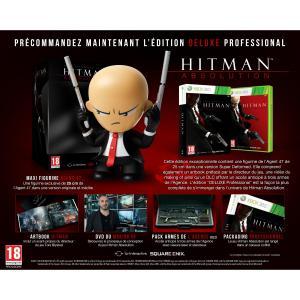 Hitman Absolution édition Deluxe sur PC, PS3 ou Xbox 360